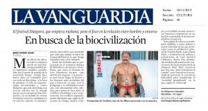 La Vanguardia - versión impresa (10-11-2012)